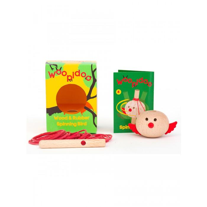 Деревянная игрушка Kipod Toys Вертушка Птичка