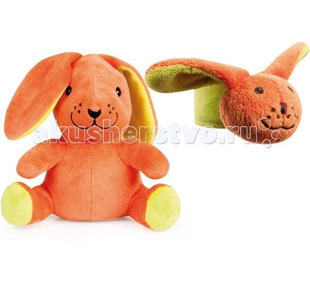 Подвесная игрушка Canpol музыкальный Кролик (musical box)