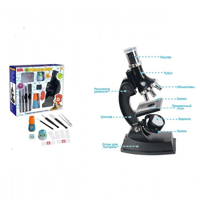 цена на Наборы для опытов и экспериментов Veld CO Игрушка Микроскоп
