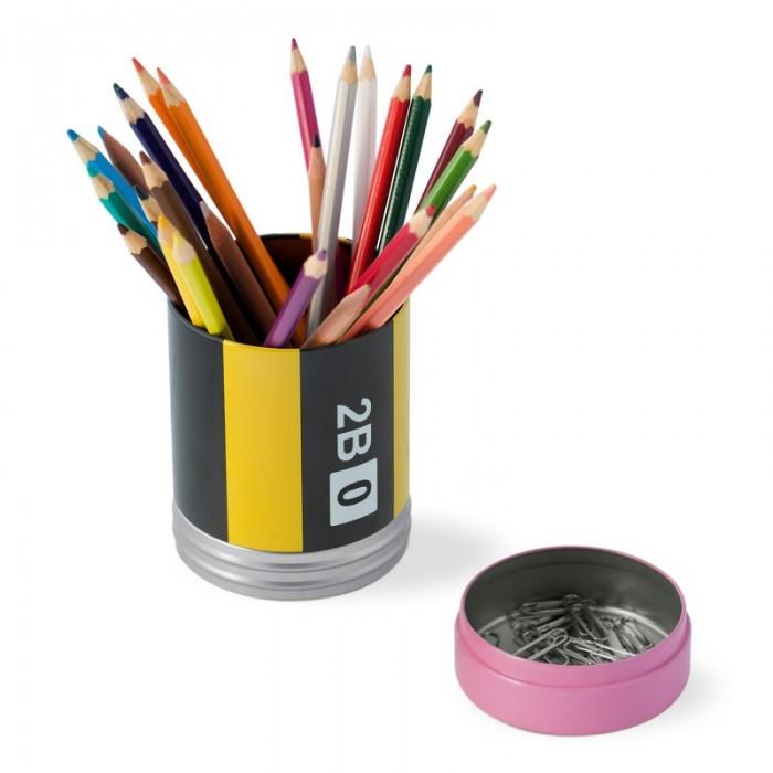 Канцелярия Balvi Подставка для канцелярских принадлежностей Crayon