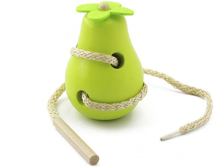 Деревянные игрушки Мир деревянных игрушек (МДИ) Шнуровка Груша купить боксерську грушу у лубнах