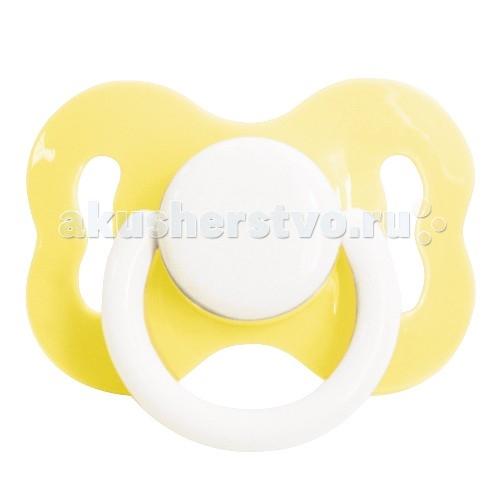 Пустышки Lubby латексная Ретро скошенный сосок кольцо от 0 мес. соски lubby пустышка силиконовая от 0 мес силикон скошенный сосок