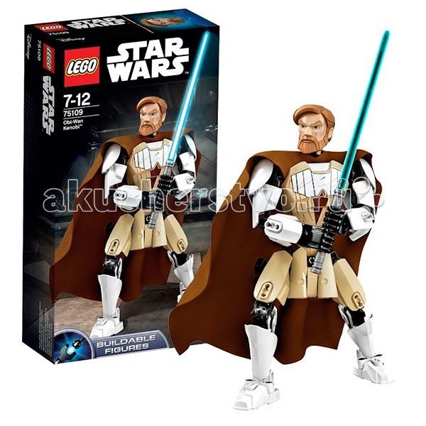 Lego Lego Star Wars 75109 Лего Звездные Войны Оби-Ван Кеноби