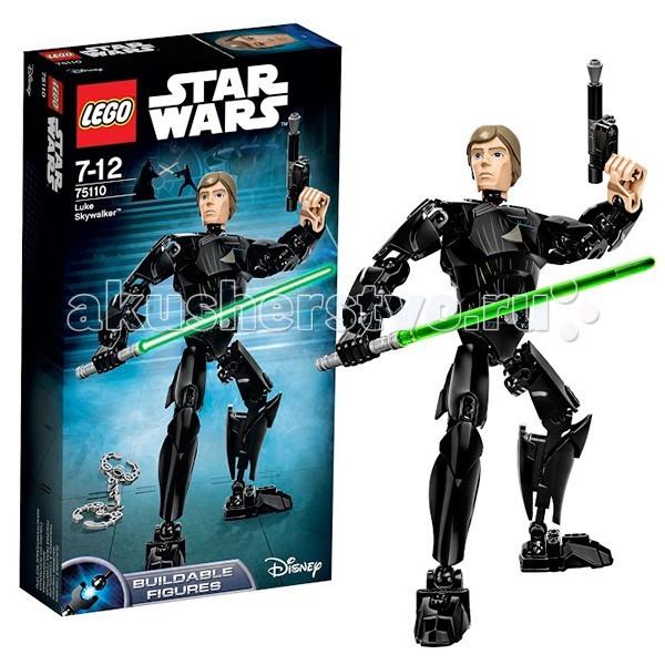 Lego Lego Star Wars 75110 Лего Звездные Войны Люк Скайуокер star wars фигурка звездные войны люк скайуокер с тренировочным модулем