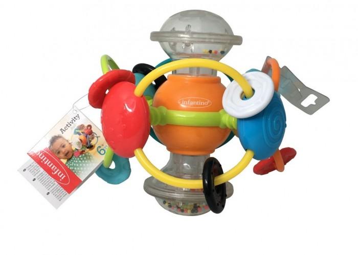 Фото - Развивающие игрушки Infantino Шар развивающие игрушки b kids шар конструктор