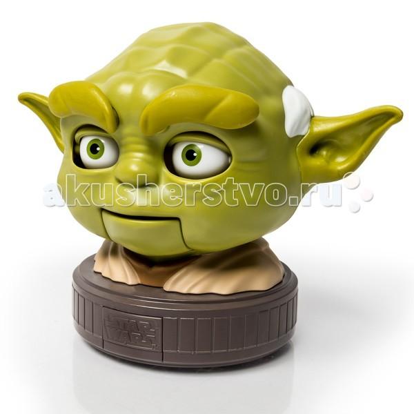 Интерактивные игрушки Star Wars Spin Master Звездные Войны Бормочущие головы spin master фигурка из кубиков люк скайвокер star wars