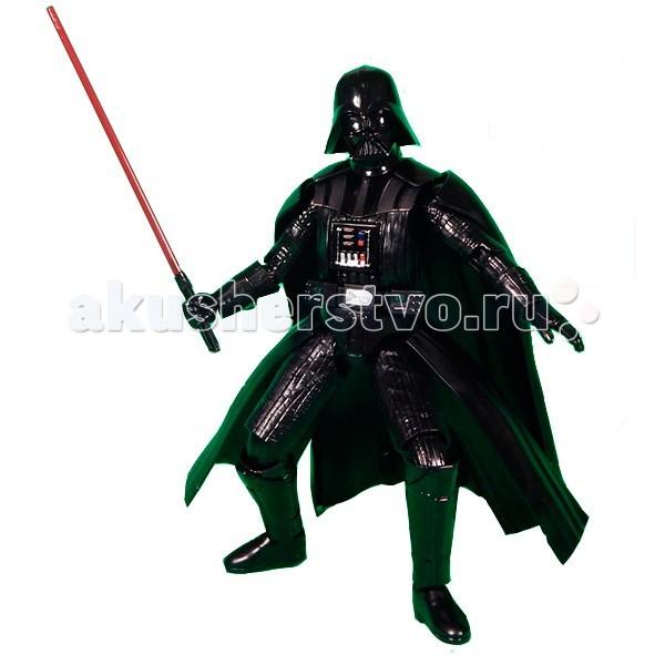 Игровые фигурки Star Wars Bandai Звездные Войны Сборная модель Дарт Вейдер 1:12, Игровые фигурки - артикул:73365