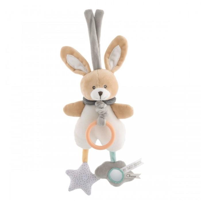Купить Подвесные игрушки, Подвесная игрушка Chicco Bunny Зайчик