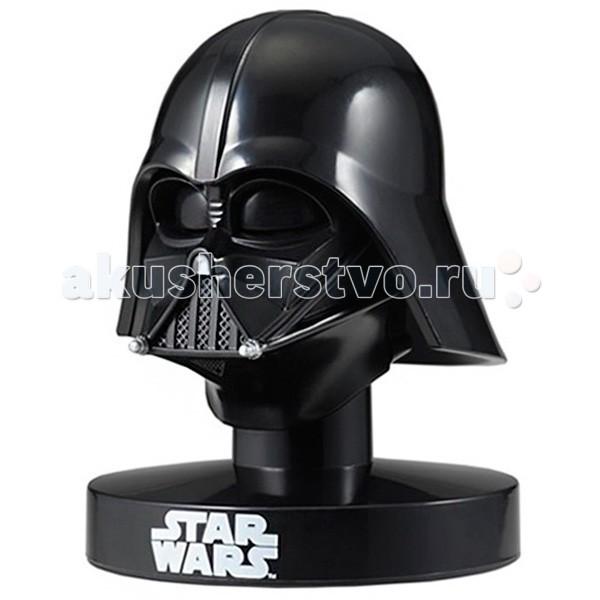 Игровые фигурки Star Wars Bandai Звездные Войны Шлем на подставке Дарт Вейдер 6,5 см star wars bandai 84633 звездные войны шлем пилот истребитель 6 5 см