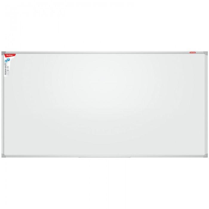 Купить Доски и мольберты, Berlingo Доска магнитно-маркерная Premium 120x240 см