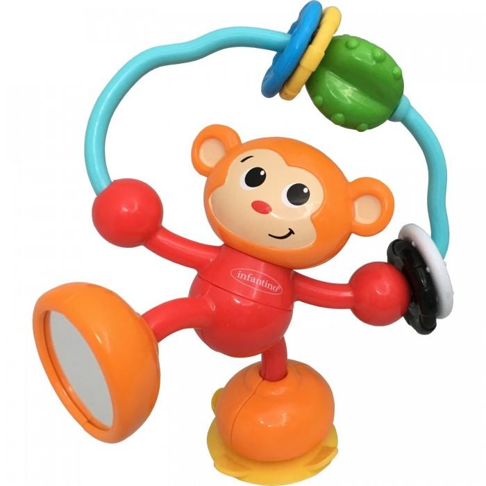Фото - Развивающие игрушки Infantino Забавная мартышка татьяна сергеевна синчугова отражение взеркале