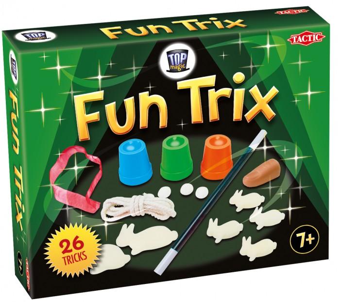 Купить Наборы для фокусов, Tactic Games Набор фокусов Fun Trix