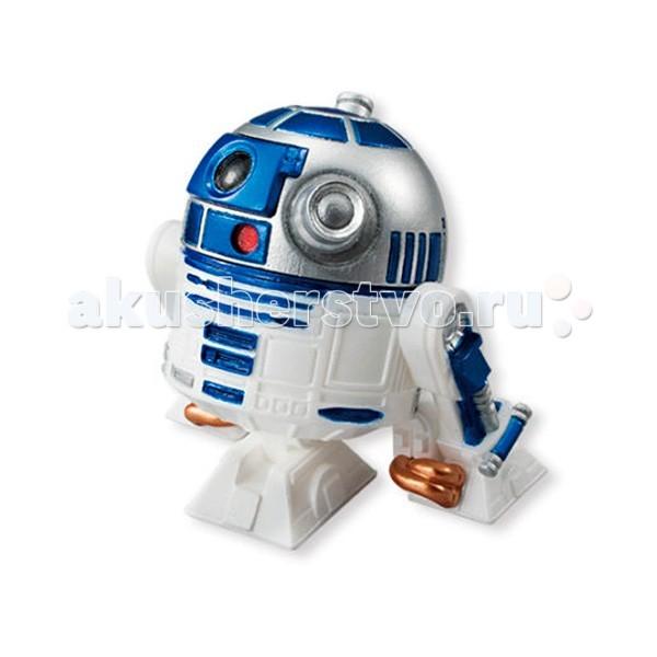 Игровые фигурки Star Wars Bandai Звездные Войны Сборная модель Фигурка R2-D2 5 см lepin 05035 star wars death star limited edition model building kit millenniums blocks puzzle compatible legoed 75159