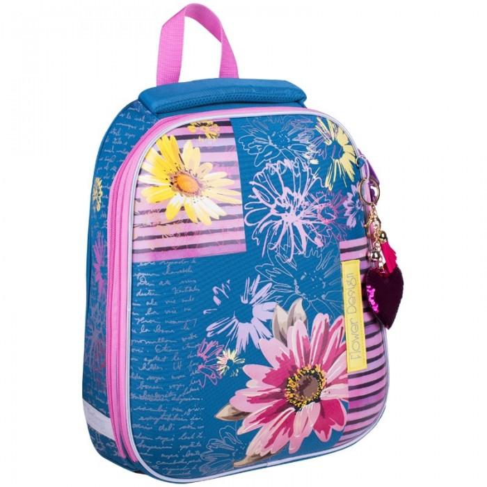 Купить Школьные рюкзаки, Berlingo Ранец Expert Simply flowers 37x28x16 см
