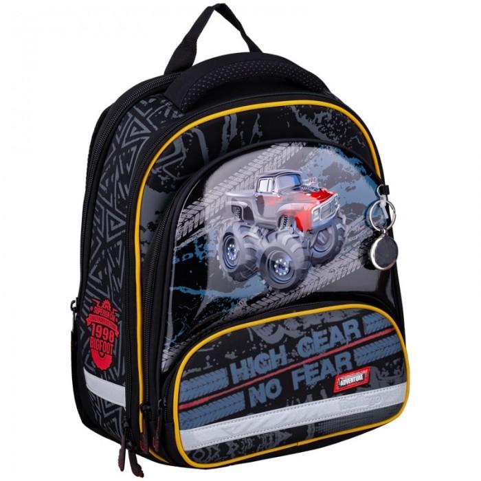 Купить Школьные рюкзаки, Berlingo Ранец Modern High gear 37x28x21 см