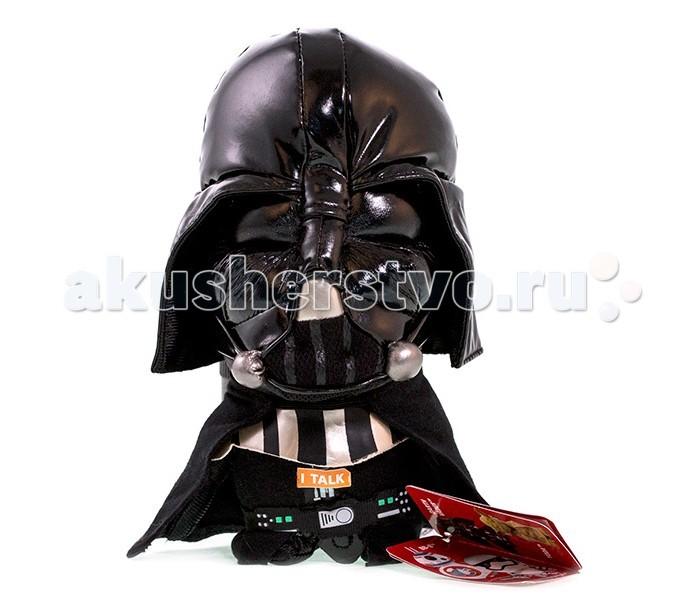 Мягкая игрушка Star Wars Звездные войны Дарт Вейдер плюшевый со звуком