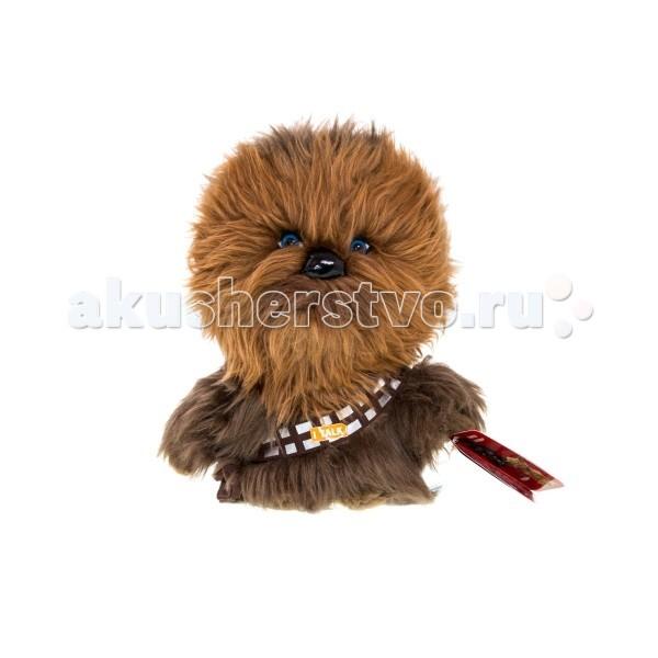 Мягкая игрушка Star Wars Звездные войны Чубакка плюшевый со звукомЗвездные войны Чубакка плюшевый со звукомМягкая игрушка Star Wars Звездные войны Чубакка плюшевый со звуком - желанный выбор для любого поклонника культовой космической саги, независимо от возраста!  Внутри игрушки находится электронное устройство, которое в точности воспроизводит рёв вуки!  Для создания игрушки использованы качественные, экологические чистые, гипоаллергенные материалы, безопасные для здоровья детей.  Внимание! Игрушку нельзя стирать!<br>