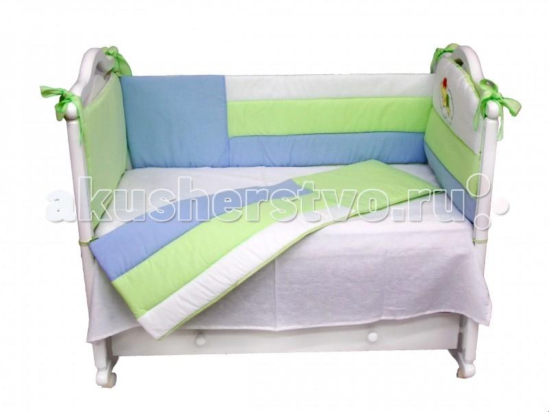 Бампер для кроватки Labeille Capriccio