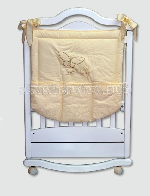 Постельные принадлежности , Карманы и панно Labeille Карман Farfalla арт: 73432 -  Карманы и панно