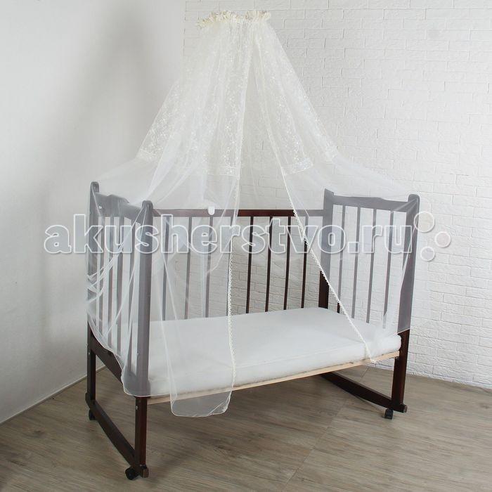 Балдахин для кроватки Labeille НарядныйНарядныйБалдахин Нарядный украсит кроватку Вашего малыша, защитит его от укусов комаров и других насекомых, а также уменьшит попадание света для крепкого и здорового сна.  Подходит для всех стандартных держателей балдахина.  Продукция изготовлена из качественных материалов.  Размер 400х160 см.<br>