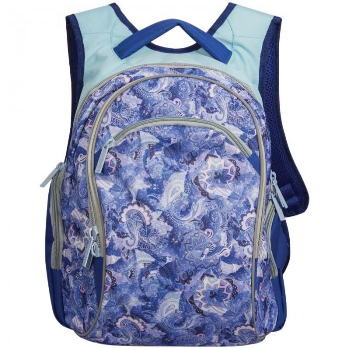Школьные рюкзаки Berlingo Рюкзак Style Lavender blue 39x33x23 см