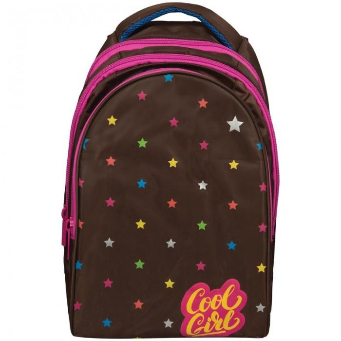Купить Школьные рюкзаки, Berlingo Рюкзак Style Stars 42x30x20 см