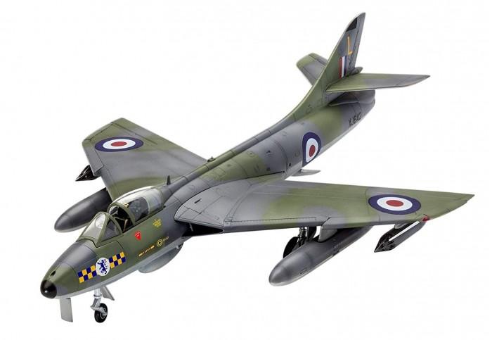 Купить Сборные модели, Revell Hawker Hunter