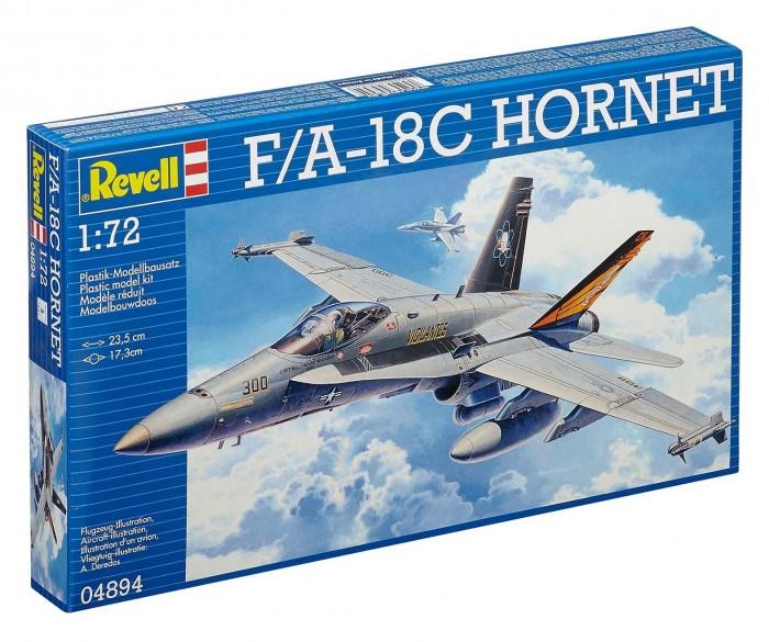 Сборные модели Revell Истребитель Макдоннел-Дуглас F/A-18C Hornet