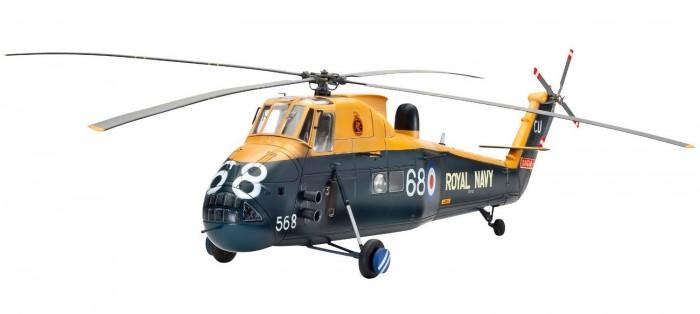 Конструктор Revell Вертолет Wessex HAS Mk.3