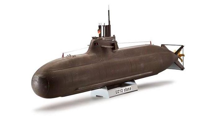 Картинка для Сборные модели Revell Немецкая подводная лодка класса U212A