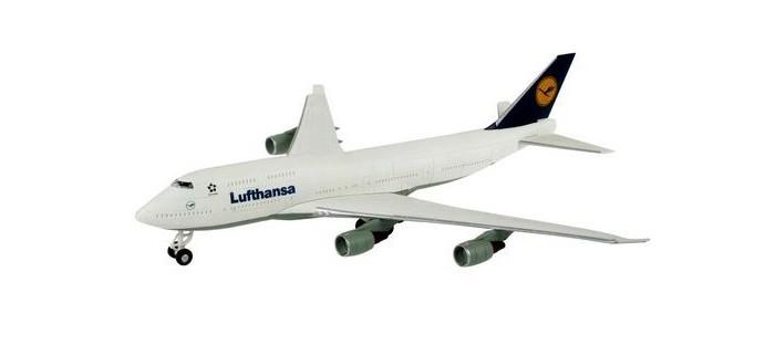 Купить Конструкторы, Конструктор Revell Самолет Boeing 747 Lufthansa