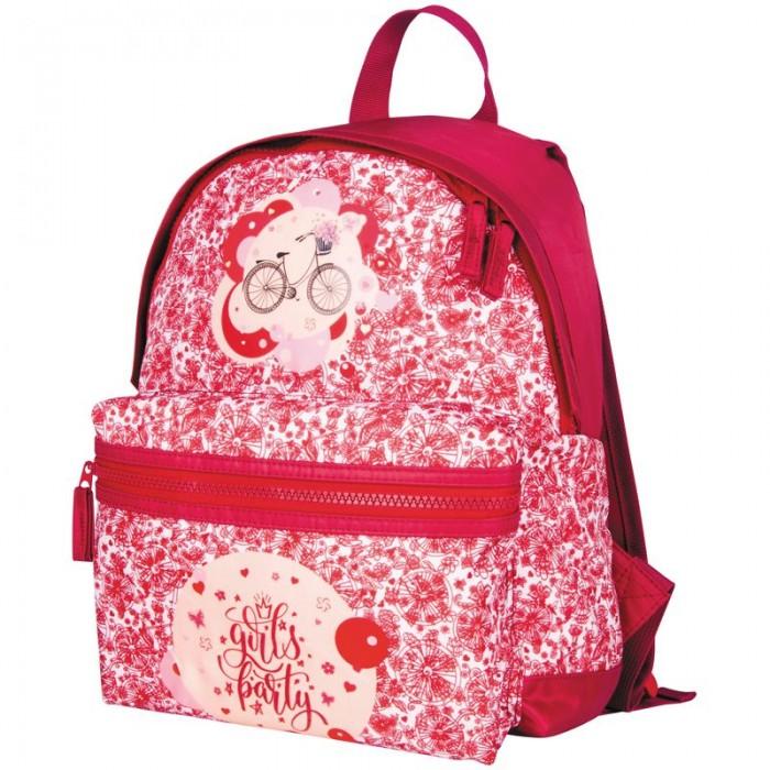 школьные рюкзаки Школьные рюкзаки Berlingo Рюкзак Nice Girls party 33x28x14 см