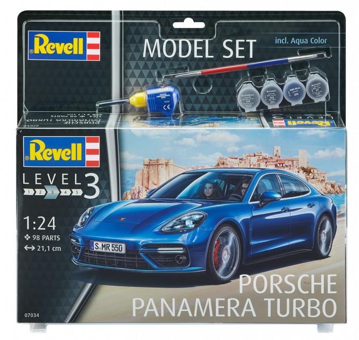 Revell Набор Porsche Panamera 2 Turbo от Revell