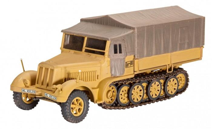 Купить Сборные модели, Revell Полугусеничный тягач Sd Kfz 7