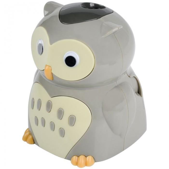 Купить Канцелярия, Berlingo Точилка электрическая детская Owl