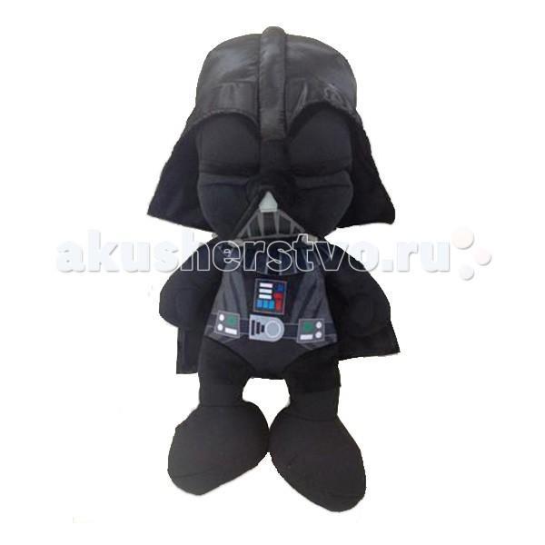 Мягкая игрушка Star Wars Disney Звездные войны Дарт Вейдер 17 см
