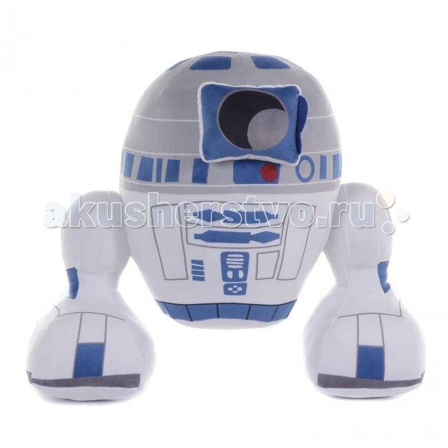 Мягкие игрушки Star Wars Disney Звездные Войны R2-D2 17 см star wars sw00243 звездные войны брелок r2 d2 блистер