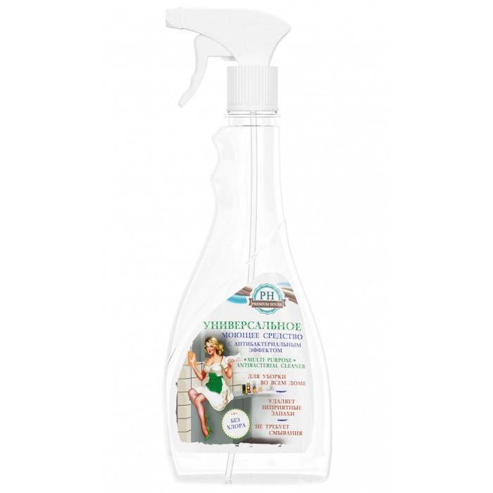 Фото - Бытовая химия Premium House Универсальное моющее средство с антибактериальным эффектом 0.5 л холодильники