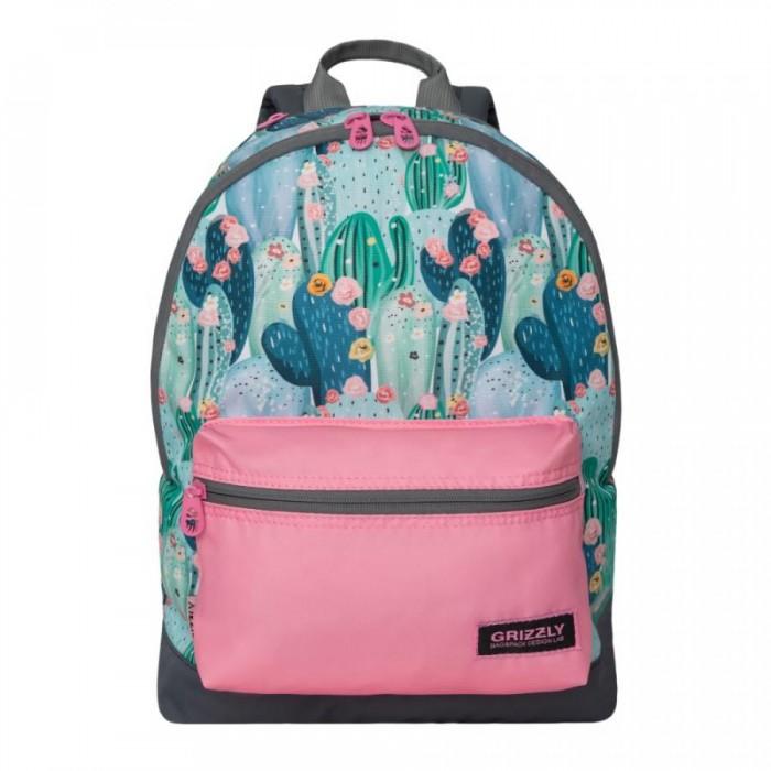 Школьные рюкзаки Grizzly Рюкзак молодежный RX-940-6