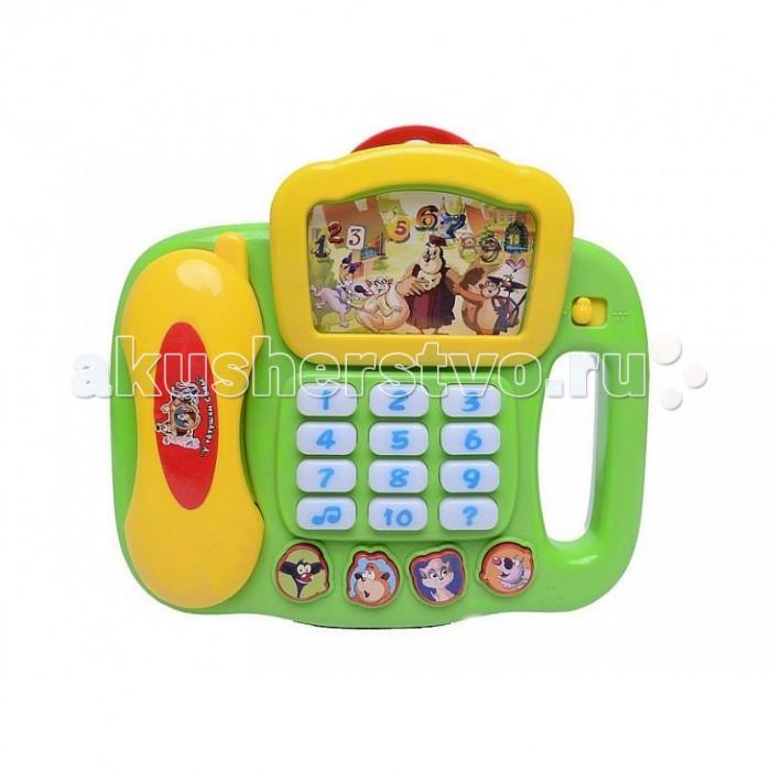 Электронные игрушки S+S Toys Умный телефон погремушки s s телефон