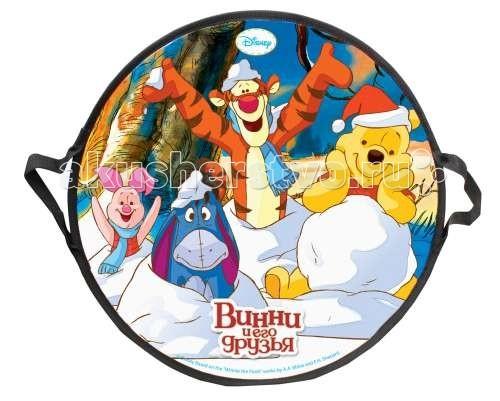 Ледянки Disney Винни-Пух 52 см disney винни пух ледянка круглая disney винни пух 52 см
