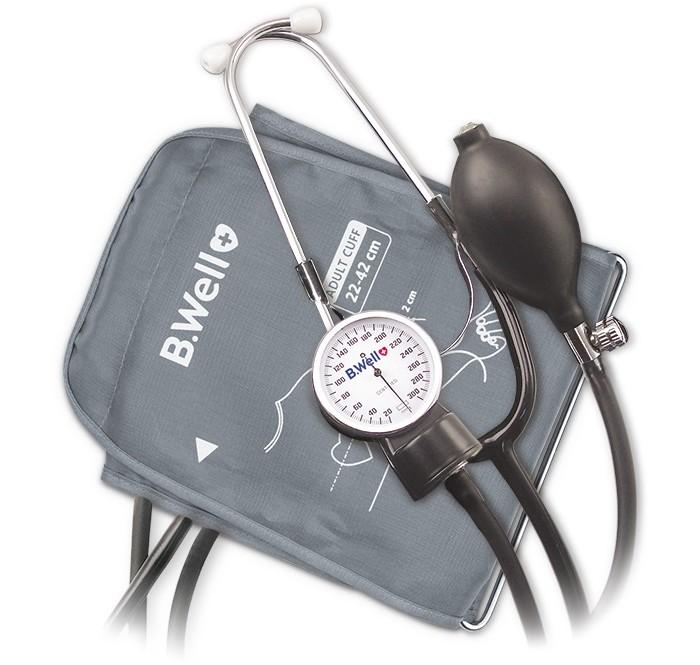 Тонометры и глюкометры B.Well Тонометр механический профессиональный MED-63