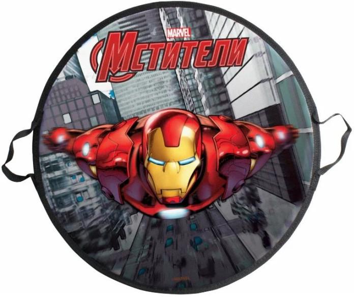 Ледянки Марвел (Marvel) Железный Человек 52 см marvel маска карнавальная детская железный человек
