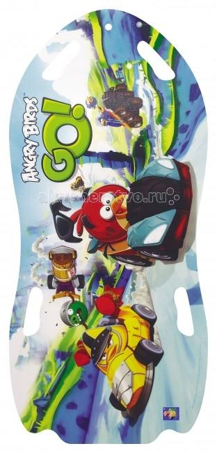 Зимние товары , Ледянки 1 Toy для двоих Angry Birds 122 см арт: 73645 -  Ледянки