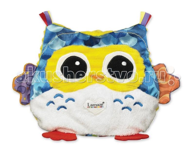 Мягкая игрушка Lamaze с подсветкой Сова-Ночничок