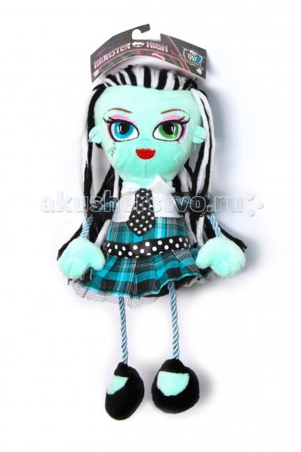 Куклы и одежда для кукол Монстер Хай (Monster High) Кукла Фрэнки Штейн 35 см куклы монстер хай купить эбби и хит видео