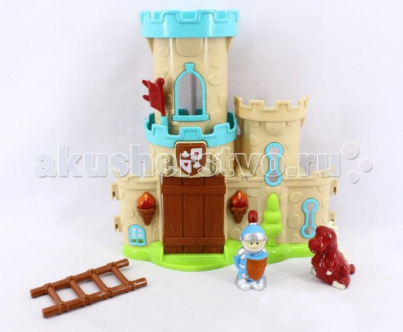 Кукольные домики и мебель 1 Toy Кукольный домик Мой маленький мир Т57425 1 toy кукольный домик красотка колокольчик с мебелью 29 деталей