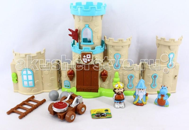 Кукольные домики и мебель 1 Toy Игровой набор Мой маленький мир Т57426 1 toy конструктор мой маленький мир дом мечты 360 деталей арт т57226