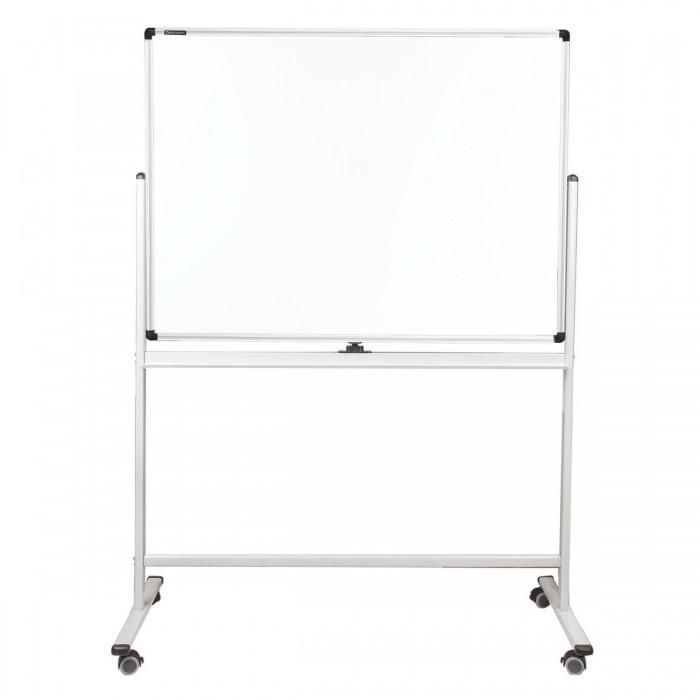 Купить Доски и мольберты, Brauberg Доска магнитно-маркерная двухсторонняя 90х120 см