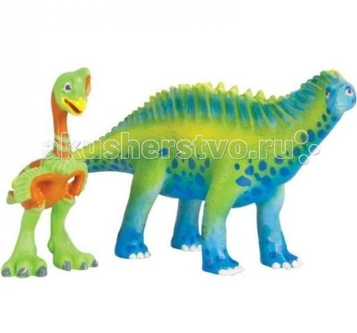 Игровые фигурки Tomy Набор фигурок Поезд динозавров Мартин и X-Ray Кинан игровые фигурки tomy набор фигурок поезд динозавров старый спинозавр и x ray орен
